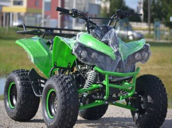 Atv  Nitro Quad Warrior 125cc