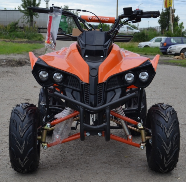 Atv Nitro Warrior RG7-1