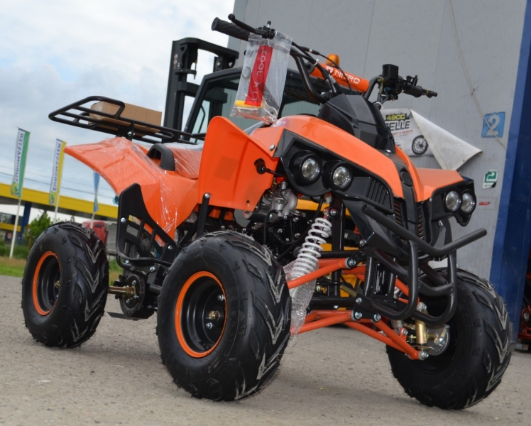 Atv Nitro Warrior RG7-3