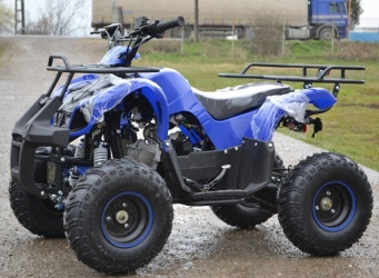 Atv Serpha Model:Toronto 125cc#ALBASTRU
