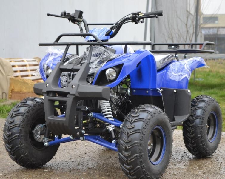 Atv Serpha Model:Toronto 125cc#ALBASTRU-4