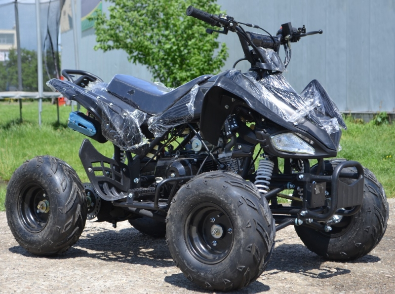 Atv Speedy 125cc Nitro-Motors casca cadou 2019 Germany-3