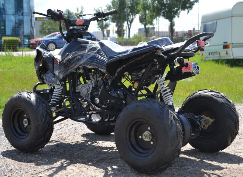 Atv Speedy 125cc Nitro-Motors casca cadou 2019 Germany-6