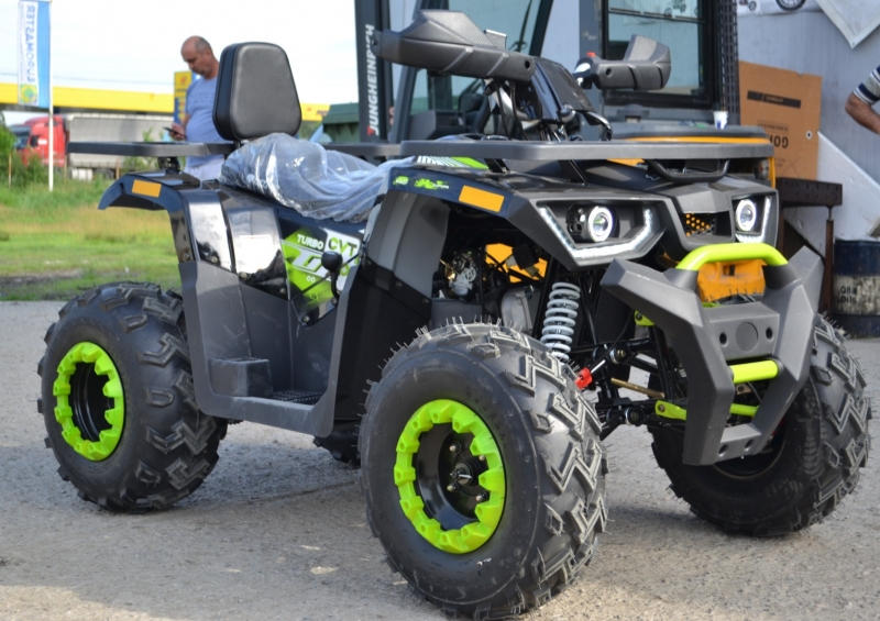 ATV Sport Edition Rugby RS10-CVT  180CMC  -2