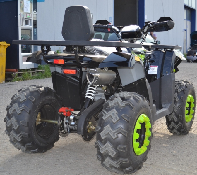 ATV Sport Edition Rugby RS10-CVT  180CMC  -3