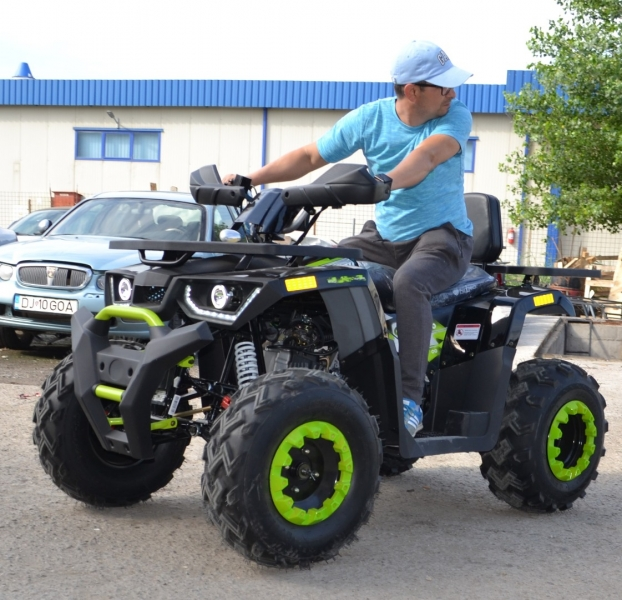 ATV Sport Edition Rugby RS10-CVT  180CMC  -5