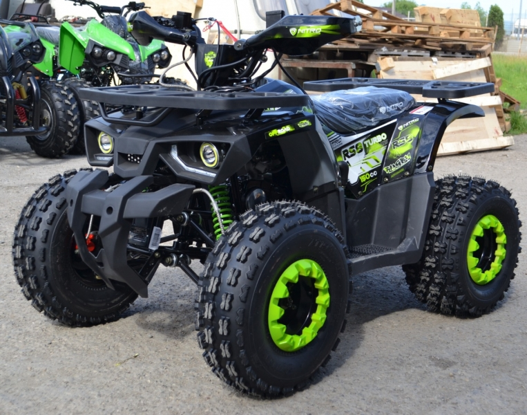 ATV Sport Edition Rugby RS10-CVT  180CMC  -7