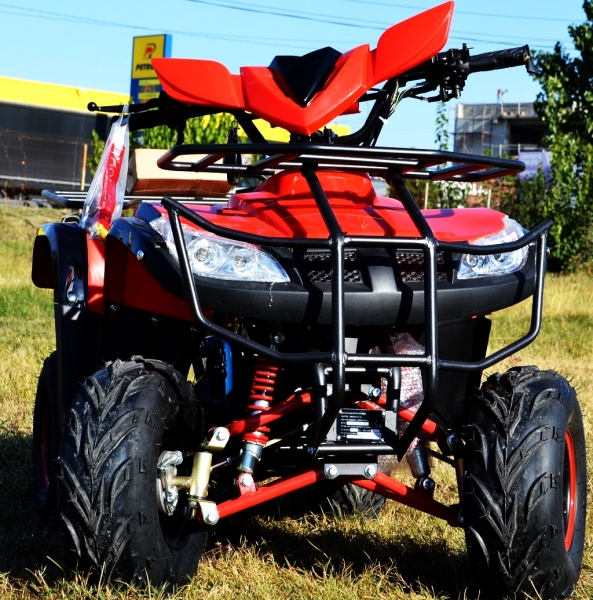 Atv T-rex 125cc Nitro-Motors Germany 2019 casca cadou-3