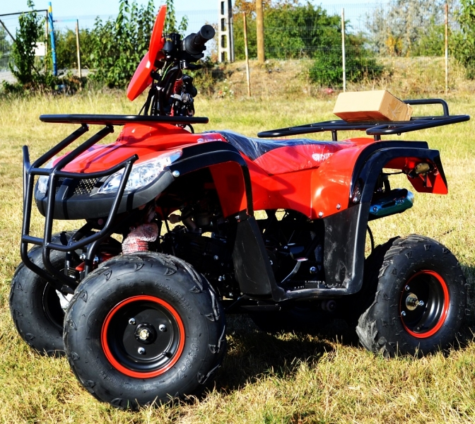 Atv T-rex 125cc Nitro-Motors Germany 2019 casca cadou-4