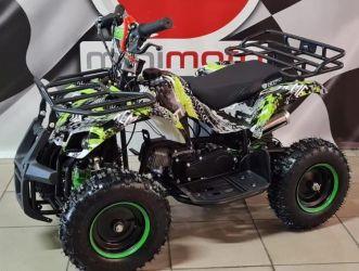 ATV TORINO 49CC #ROTI 6 INCH / AUTOMAT-FARA MARSARIER