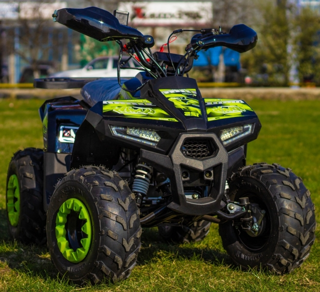 Atv Yamaha Hawk Sport Edition RS7 125cmc/Roti(7'')-1