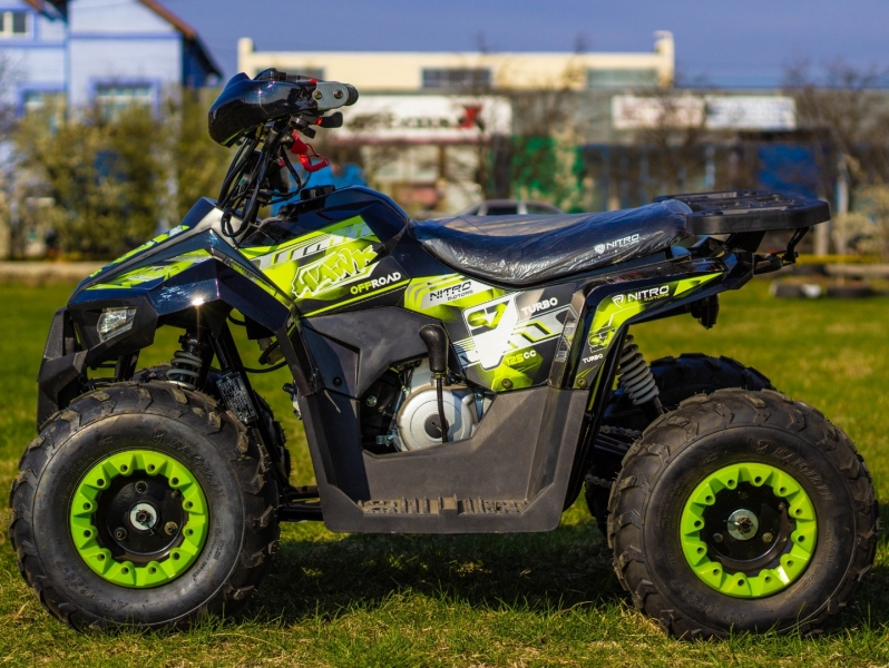 Atv Yamaha Hawk Sport Edition RS7 125cmc/Roti(7'')-2