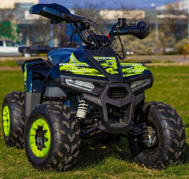 Atv Yamaha Hawk Sport Edition RS7 125cmc/Roti(7'')-3