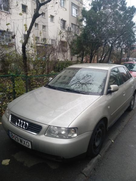 Audi A3, euro 4, cutie automată -1
