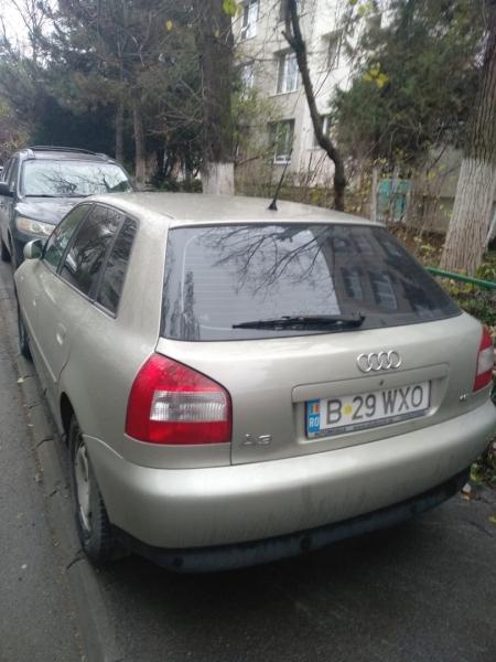 Audi A3, euro 4, cutie automată -2