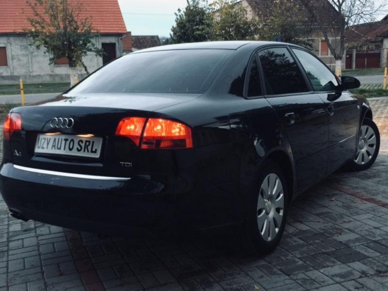 Audi A4 1,9 TDI-2