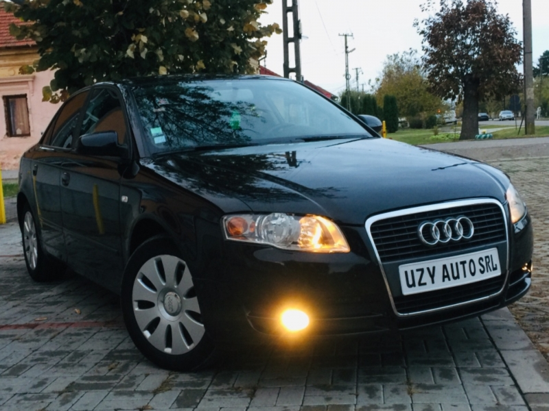 Audi A4 1,9 TDI-4