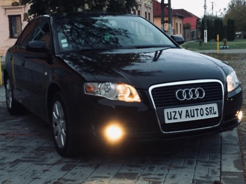 Audi A4 1,9 TDI-6