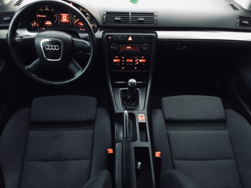 Audi A4 1,9 TDI-9