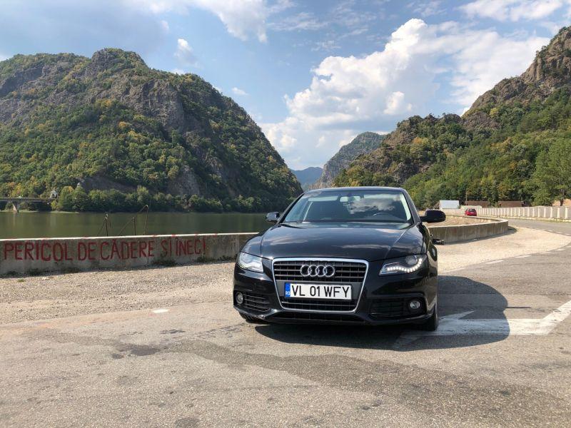 Audi A4 B8 2012-1