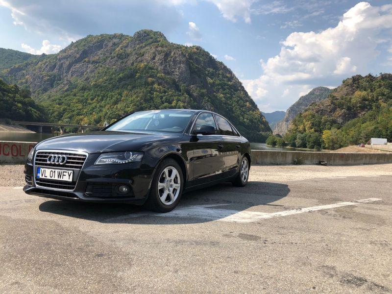Audi A4 B8 2012-2