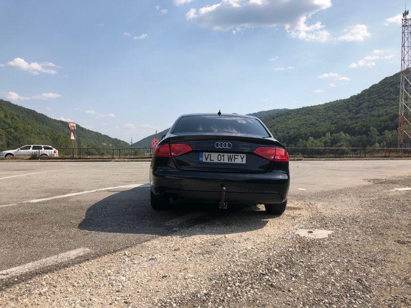 Audi A4 B8 2012-3