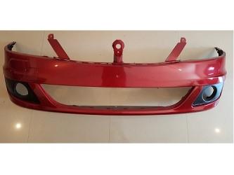 Bara fata cu proiectoare Dacia Logan 09 - 12 PH2 , vopsita rosu 21B
