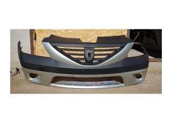 Bara fata Dacia Logan 1 MCV cu proiectoare vopsita gri 01D