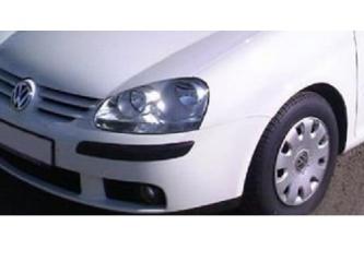 Bara fata VW Golf V 03 - 08 vopsita alb Produs Nou
