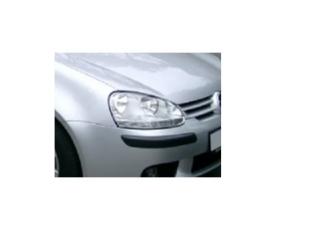 Bara fata VW Golf V 03 - 08 vopsita argintiu Produs Nou