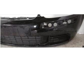 Bara fata VW Golf V 03 - 08 vopsita negru Produs Nou