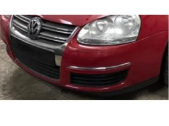 Bara fata VW Jetta III vopsita rosu Produs Nou