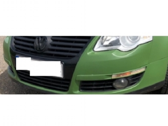 Bara fata VW Passat B6 05 - 10 vopsita verde Produs Nou