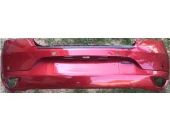 Bara spate Dacia Logan II facelift vopsita rosu , visiniu