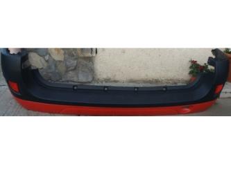 Bara spate Dacia Logan MCV 06 - 12 vopsita rosu