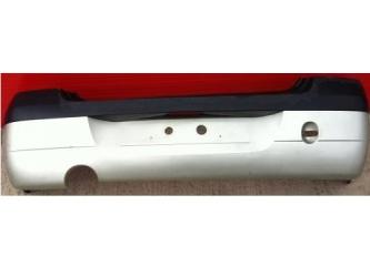 Bara spate Dacia Logan PH1 04 - 09 vopsita argintie , argintiu