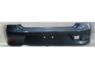 Bara spate facelift , PH2 Dacia Logan 09 - 12 vopsita albastru RNF