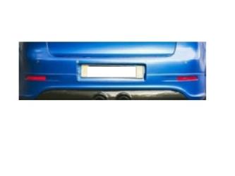 Bara spate VW Golf V 03 - 08 vopsita albastru Produs Nou
