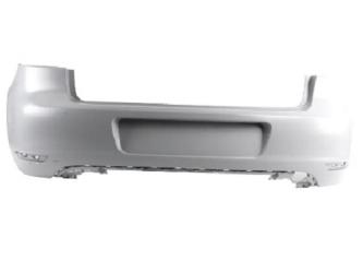 Bara spate VW Golf VI 08 - 12 vopsita argintiu Produs NOU