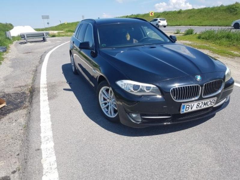 BMW 520 D M Pachet-1