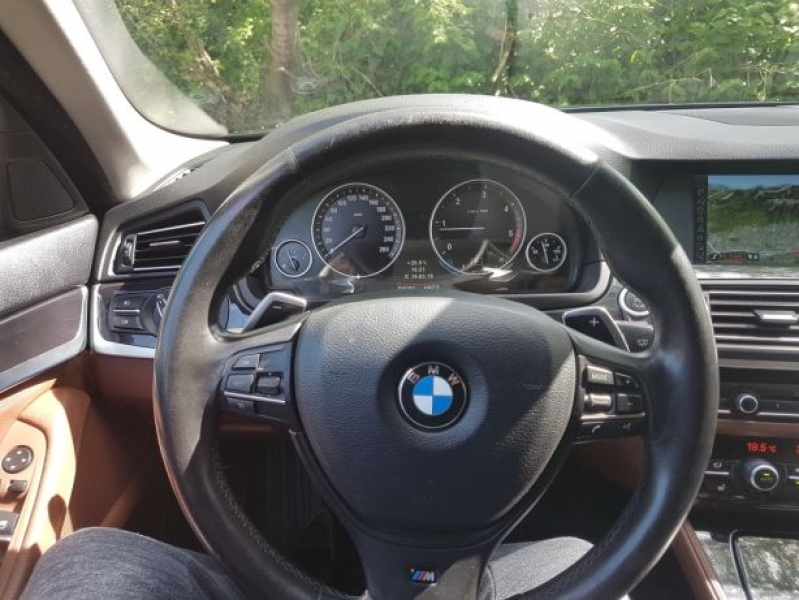 BMW 520 D M Pachet-3