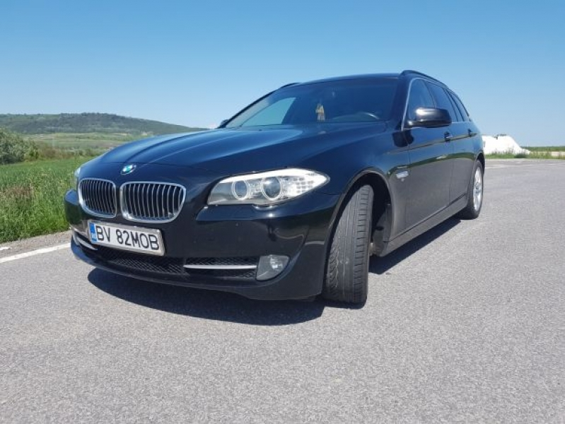 BMW 520 D M Pachet-4