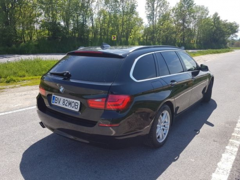 BMW 520 D M Pachet-5