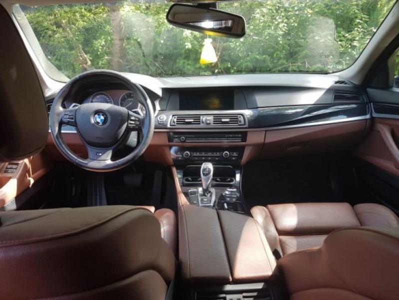 BMW 520 D M Pachet-7