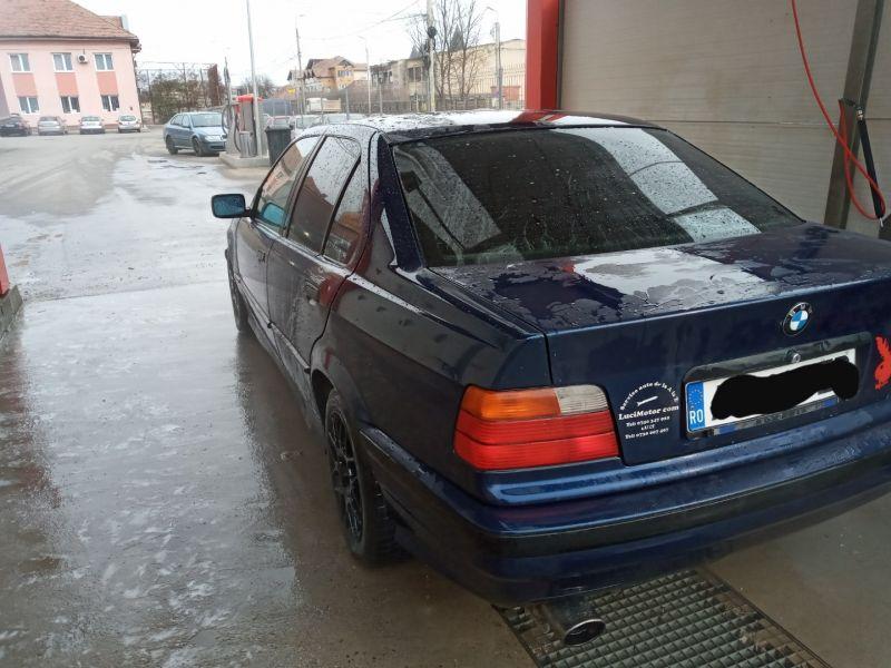 Bmw e36 318 benzina-2