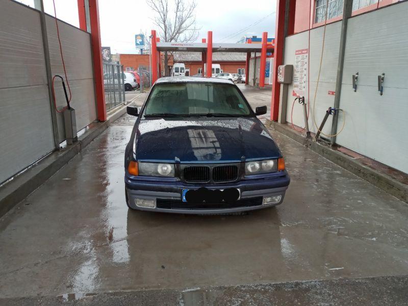 Bmw e36 318 benzina-5