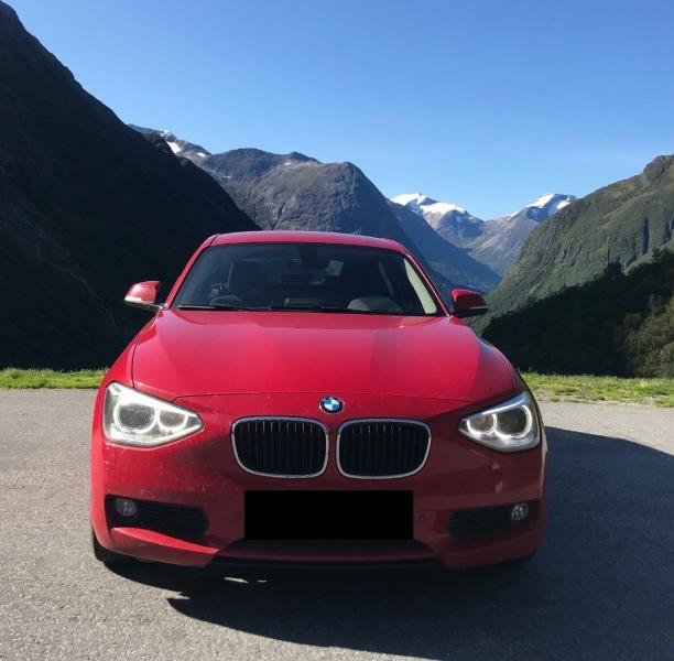 BMW Seria 1-1