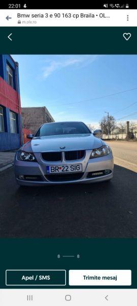 BMW seria 3 E90 -1