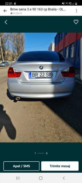 BMW seria 3 E90 -2