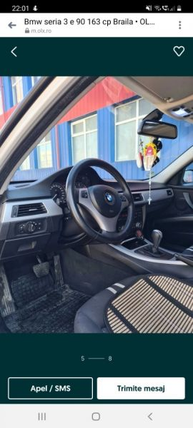 BMW seria 3 E90 -4